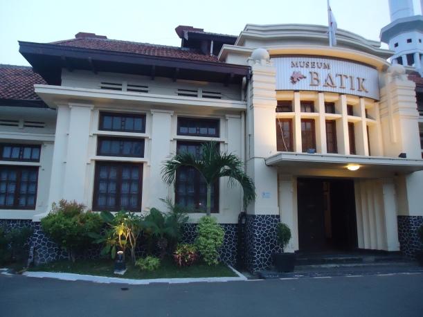 Museum Batik Pekalongan, salah satu cagar budaya di Kawasan Budaya Jetayu